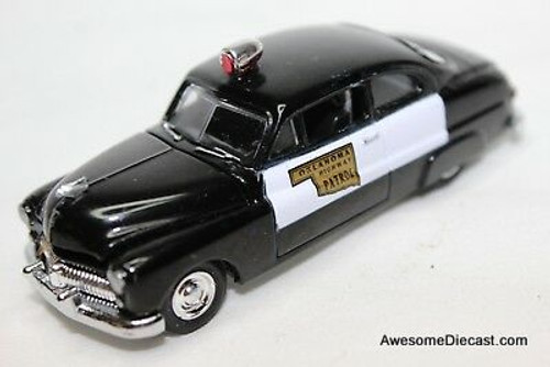 Racing Champions 1:55 1949 Mercury 'Oklahoma Highway Patrol'