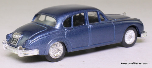 Corgi 1:43 Jaguar MK11 Sedan, Dark Blue