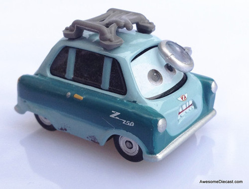 Only One! Mattel  Disney Pixar Cars 2 Professor Z