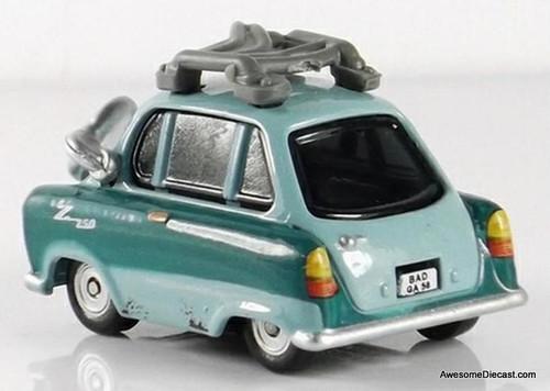 Only One! Mattel  Disney Pixar Cars 2 Professor Z