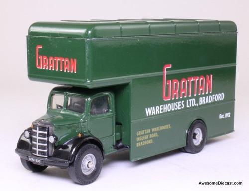 Corgi 1:50  Bedford O Series Pantechnicon 'Grattan Warehouses Ltd'