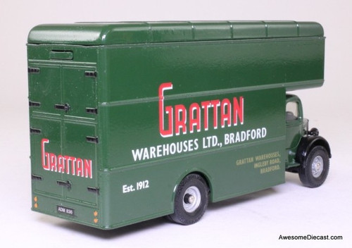 Corgi 1:50  Bedford O Series Pantechnicon 'Grattan Warehouses Ltd'