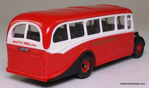 Corgi 1:50 Bedford Type OB Coach 'South Midland'