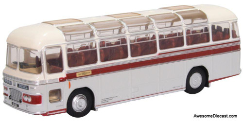 Oxford 1:76 Bristol MW6G Coach: Tilling Transport