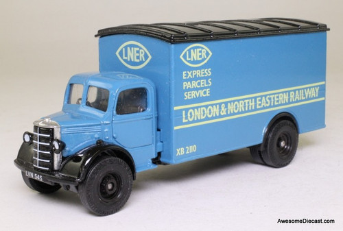 Corgi 1:50 Bedford O Series Van, Blue 'London & North Eastern railway'