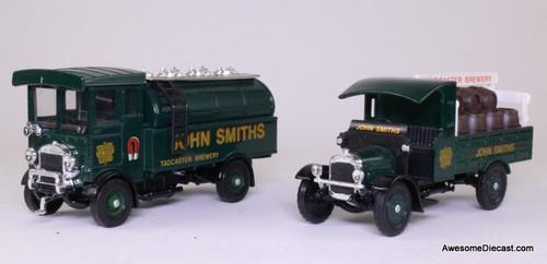 Corgi 1:50 AEC Tanker & Thornycroft  Beer Truck 'John Smith'