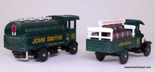 Corgi 1:50 AEC Tanker & Thornycroft  Beer Truck 'John Smith'