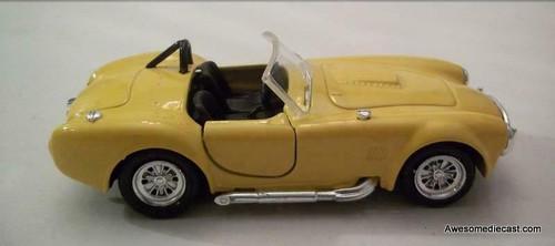 Solido 1:43 AC Cobra 427, Yellow