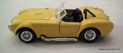 Solido 1:43 AC Cobra 427, Yellow