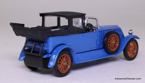 Solido 1:43 Renault 40CV Landaulet, Blue