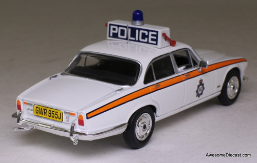 Atlas 1:43 1971 Jaguar XJ6: West Yorkshire Police