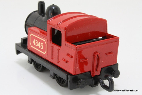 Only One!! Matchbox 0-4-0 Steam Locomotive 4345, Red
