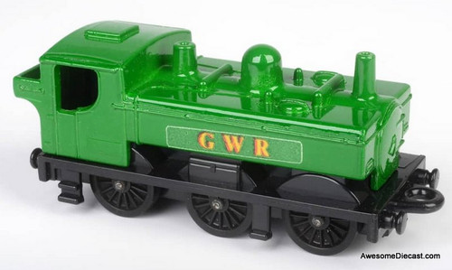 Only One!! Matchbox Pannie Tank Locomotive GWR, Green