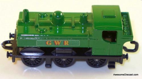 Only One!! Matchbox Pannie Tank Locomotive GWR, Green