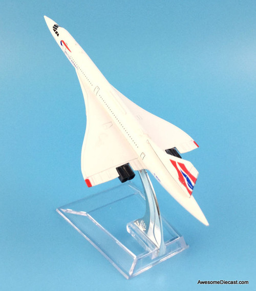 Sky High Models 1:400 Concorde: British Airways