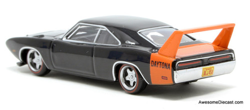 Oxford 1:87 1969 Dodge Charger Daytona, Black