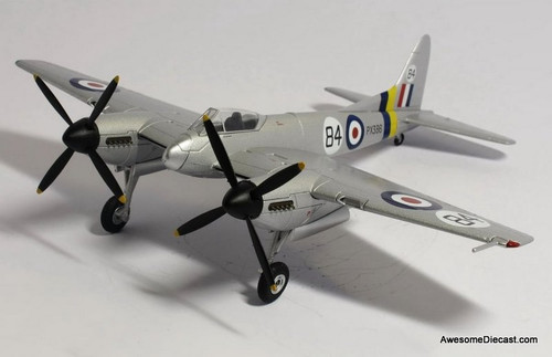 Oxford 1:72 De Havilland Hornet F3 Reg PX 386: Kings Cup Air Race