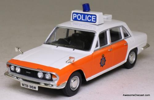 Atlas 1:43 1974 Triumph 2000: Lancashire Constabulary