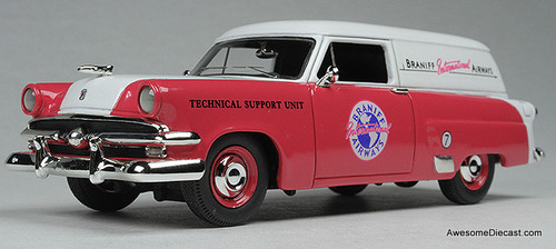 Last One!! Goldvarg Collection 1:43 1953 Ford Courier: Braniff Airways