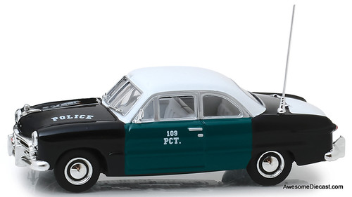Greenlight 1:43 1949 Ford: New York Police Department