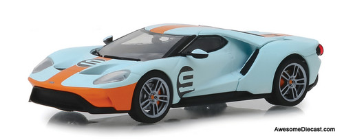 Greenlight 1:43 2019 Ford GT Heritage Edition