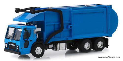 Greenlight 1:64 Mack LR Refuse + Recycle truck