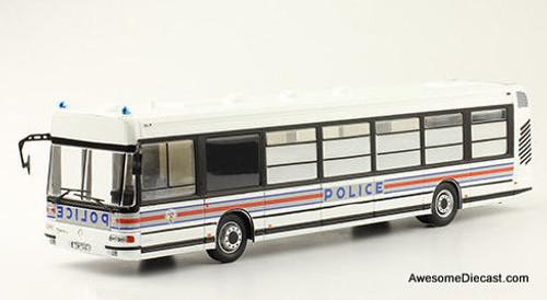 IXO 1:43 1996 Irsibus Agora S: Police Command Post