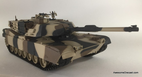 Franklin Mint 1:24 M1A1 Abrams Tank: US Military