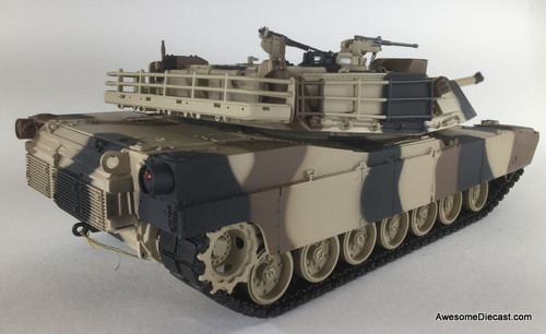 Franklin Mint 1:24 M1A1 Abrams Tank: US Military