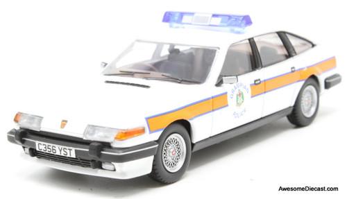 Corgi 1:43 1986 Rover SD1 Vitesse: Grampian Police Force