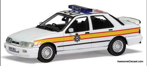 Corgi 1:43 1992 Ford Sierra Sapphire RS Cosworth: Sussex Police Force