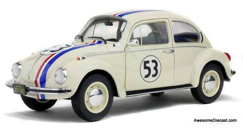 Solido 1:18 1973 Volkswagen Beetle 1303 Racer Number 53