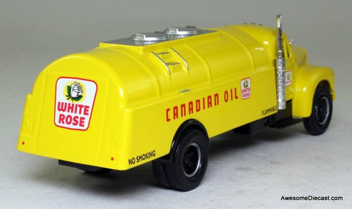 Corgi 1:50 Mack B Rigid Tanker: White Rose Canadian  Oil