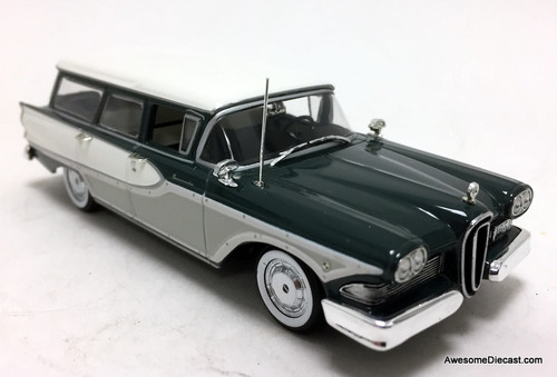 Minichamps 1:43 1958 Edsel Bemuda, Green/White