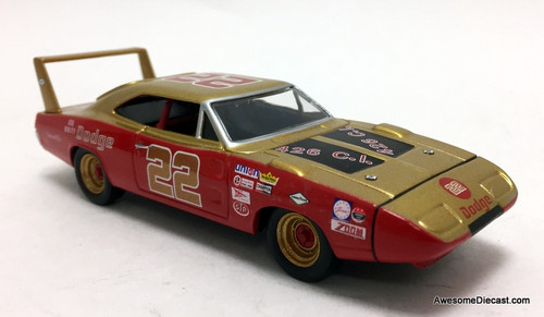 Universal Hobbies 1:43 1970  Dodge Charger Daytona, Racing Car #22