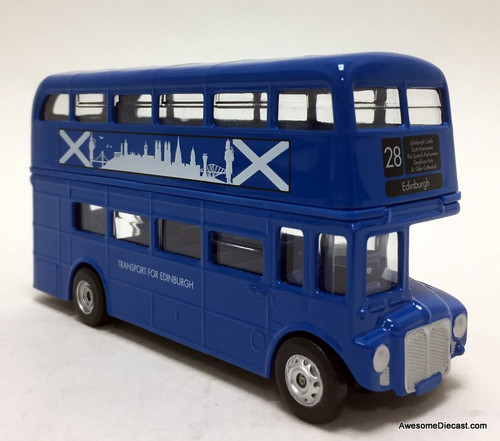 Corgi 1:64 AEC Routemaster Double Decker Bus: Transport For Edinburgh