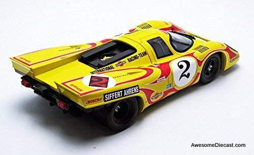 Norev 1:18 1970 Porsche 917: 9 Hour Kyalami Race