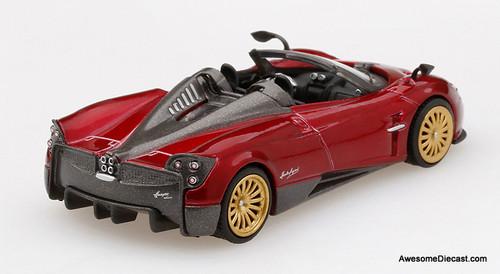 TSM 1:64 2017 Pagani Huayra Roadster