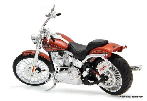 Maisto 1:12 2014 Harley Davidson CVO Breakout Motorcycle