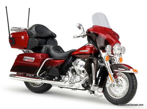 Maisto 1:12 2013 Harley Davidson FLHTK Electra Glide Ultra Limited Motorcycle