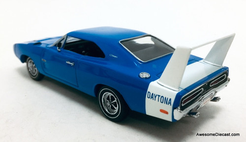 Universal Hobbies 1:43 1969  Dodge Charger Daytona, Blue