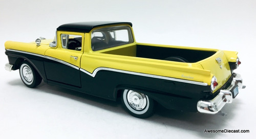 Road Signature 1:18 1957 Ford Ranchero