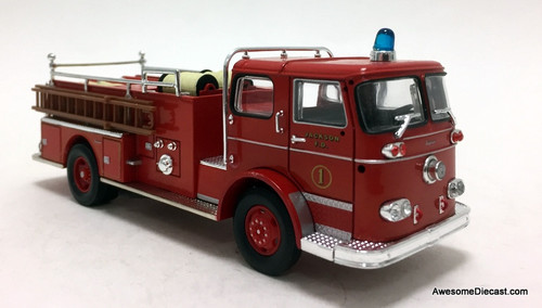 Corgi Estate Collection 1:50 Seagrave K Pumper: Jackson, TN F.D.
