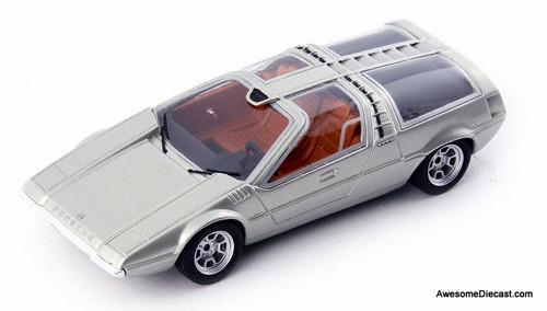 Avenue43 By AutoCult 1:43 1970 Porsche 914/6 Tapiro, Silver