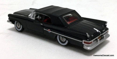Oxford 1:87 Chrysler 300 Convertible, Black