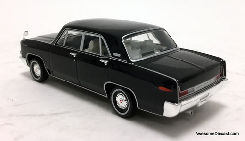 IXO 1:43 1964 Mitsubishi Debonair A30 Sedan, Black