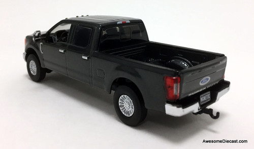 First Gear 1:50 Ford Super Duty F-250 Crew Cab, Graphite Gray