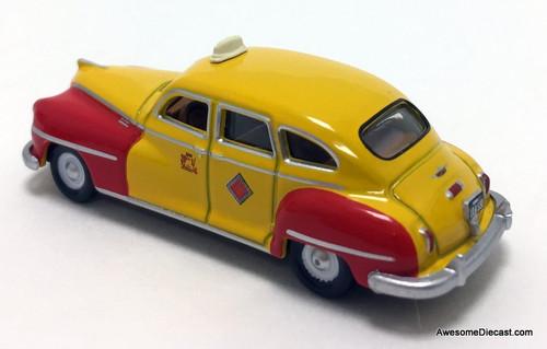 Oxford 1:87 1948 DeSoto Suburban: San Francisco Taxi