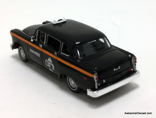 Brekina 1:87 Checker Taxi Cab: Washington DC