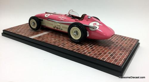 Carousel 1 1:18 1955 Kurtis Kraft Roadster: Bob Sweikrt Indianappolis 500 Winner